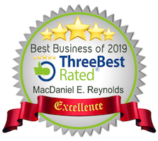 Three Best Rated Award 2019