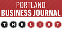 Portland Business Journal - The List