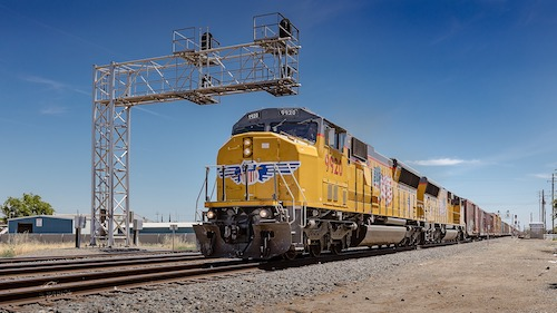 1 Union Pacific Railroad Train Barlow OR DUI Attorney