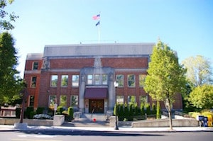 Clackamas County Courthouse