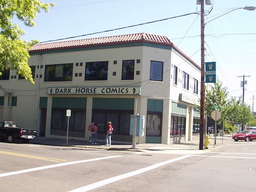 Dark Horse Comic's Office