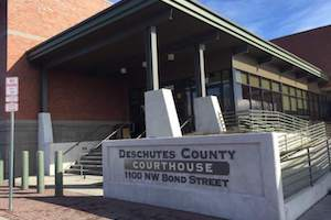 Deschutes County Courthouse