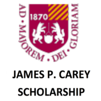 James P. Carey Scholarship
