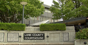 Lane County Courthouse