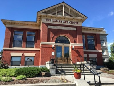 Dalles Art Center