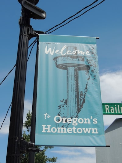 Welcome to Oregon's Hometown